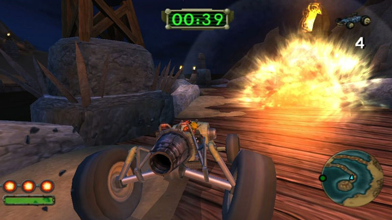 "Screenshot ""Jak and Daxter Collection -US-"""