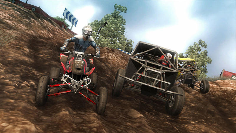 "Screenshot ""MX vs. ATV Reflex"""