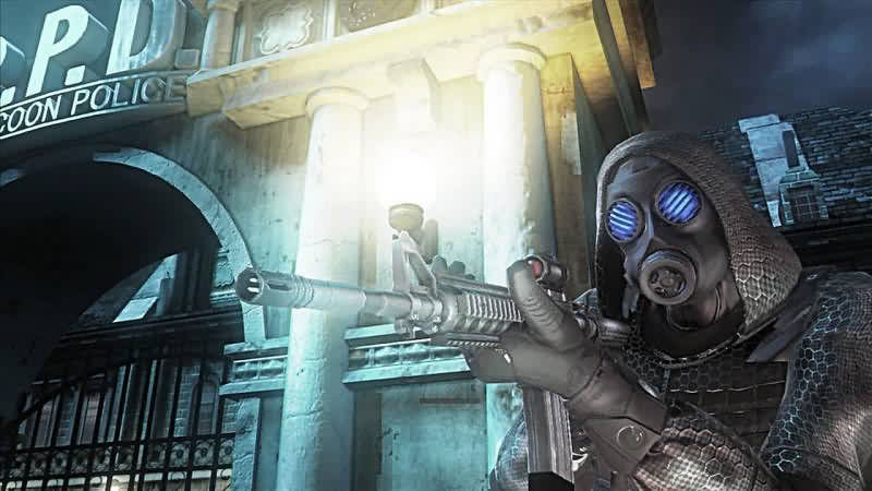 "Screenshot ""Resident Evil: Operation Raccoon City -E-"""