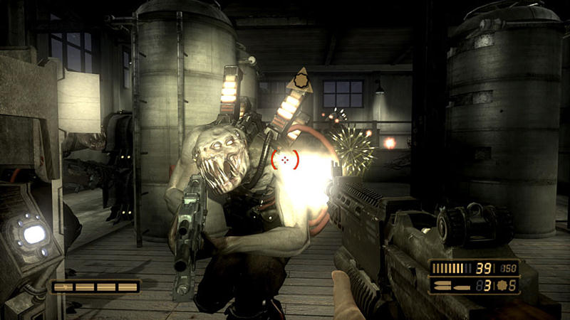 "Screenshot ""Resistance 1: Fall of Man"""