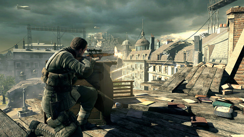 Sniper Elite V2 E Playstation 3 World Of Games