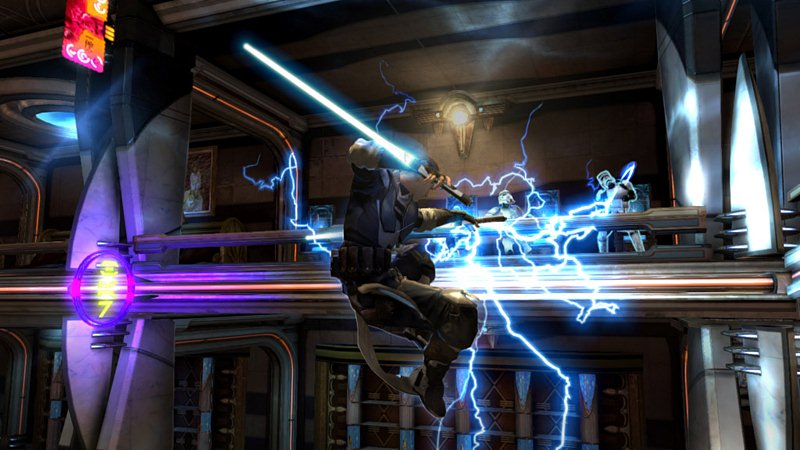 "Screenshot ""Star Wars: The Force Unleashed 2 -E-"""