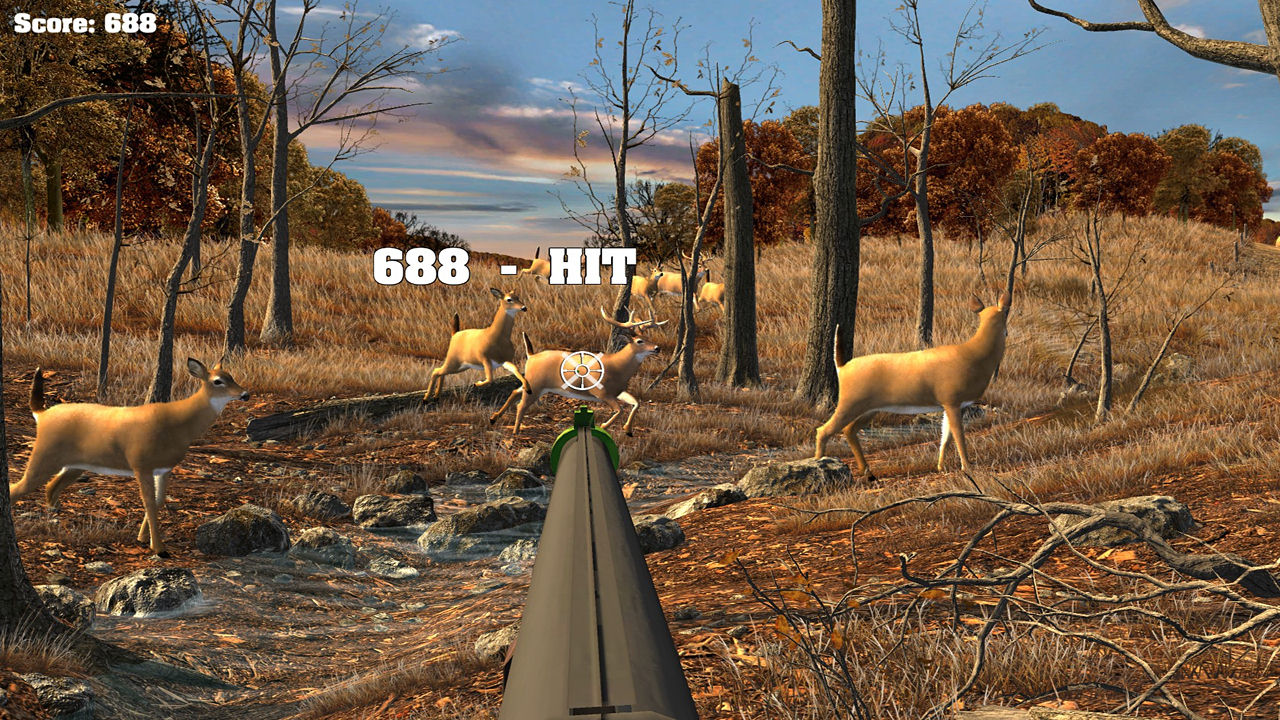 "Screenshot ""Big Buck Hunter Arcade"""