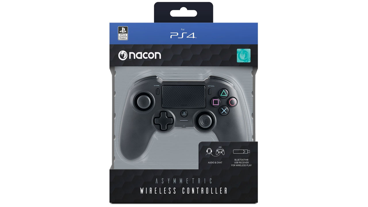 "Screenshot ""Asymmetric Wireless Controller (Nacon)"""