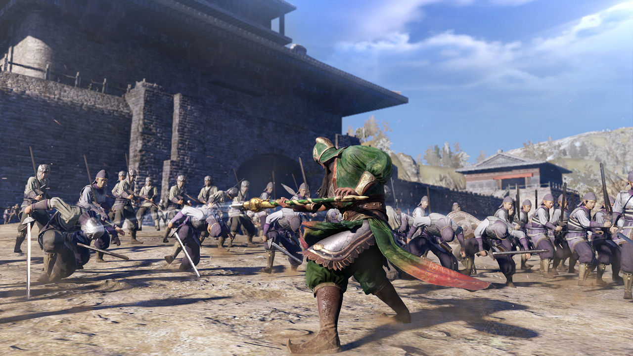 "Screenshot ""Dynasty Warriors 9"""
