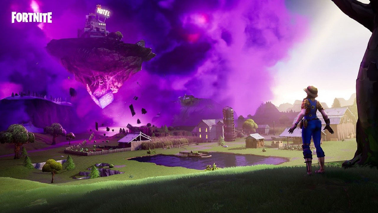 "Screenshot ""Fortnite - Schattenfeuer-Paket (Code in a Box)"""