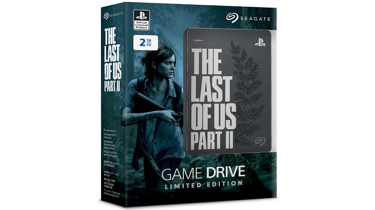 "Screenshot ""Game Drive Harddisk 2 TB USB 3.0 -The Last of Us Part II- (Seagate)"""