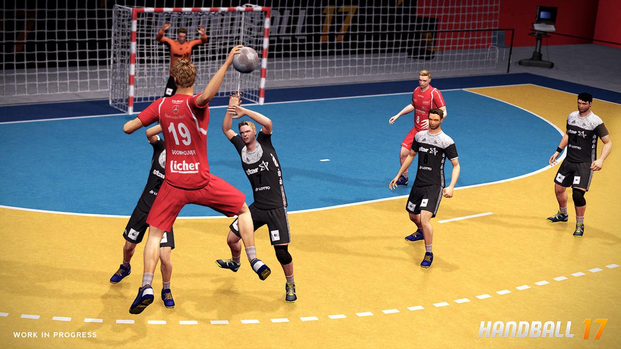 handball 17 pc games digital world of games. Black Bedroom Furniture Sets. Home Design Ideas