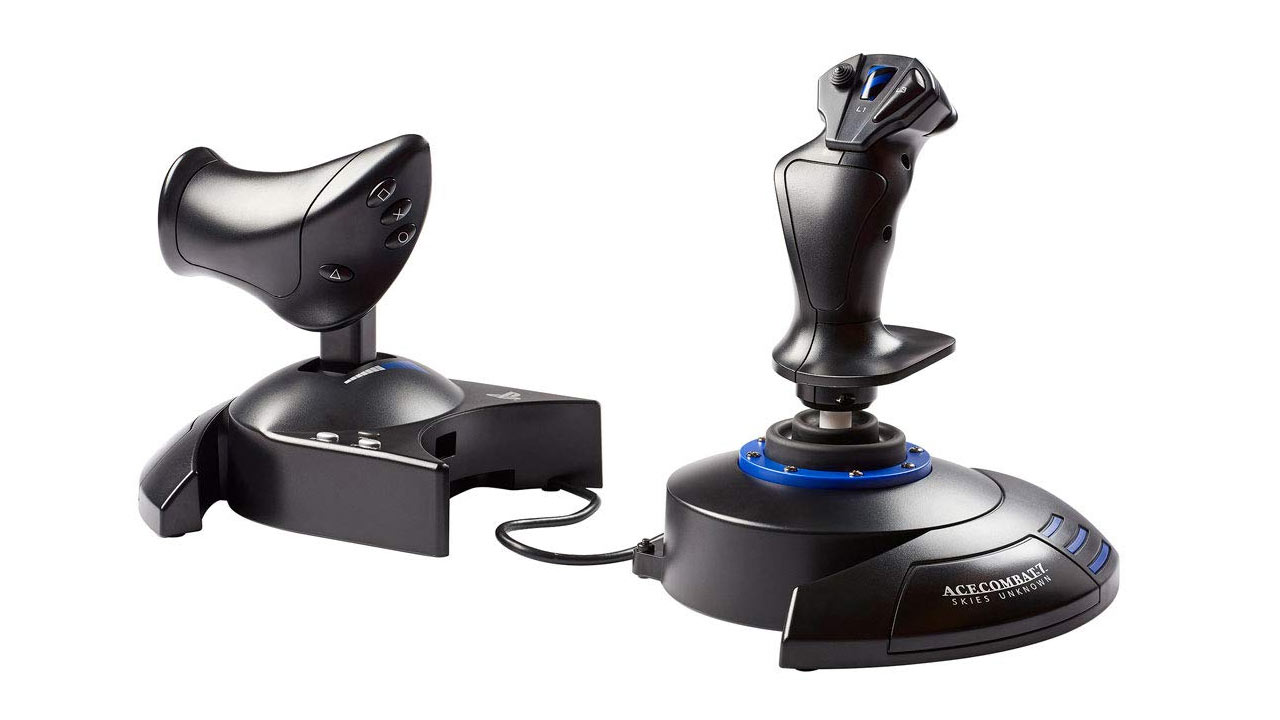 "Screenshot ""Joystick T.Flight Hotas 4 (Thrustmaster)"""