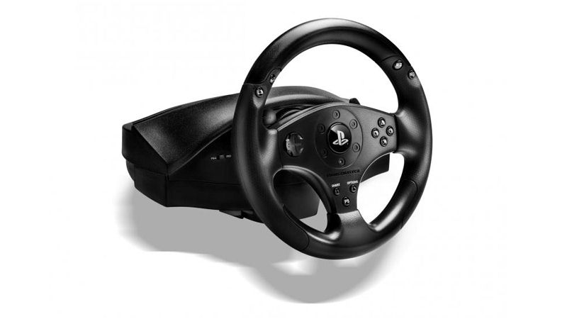 "Screenshot ""T80 Racing Wheel (Thrustmaster)"""