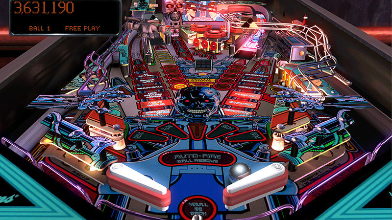 "Screenshot ""The Pinball Arcade: Season 2"""