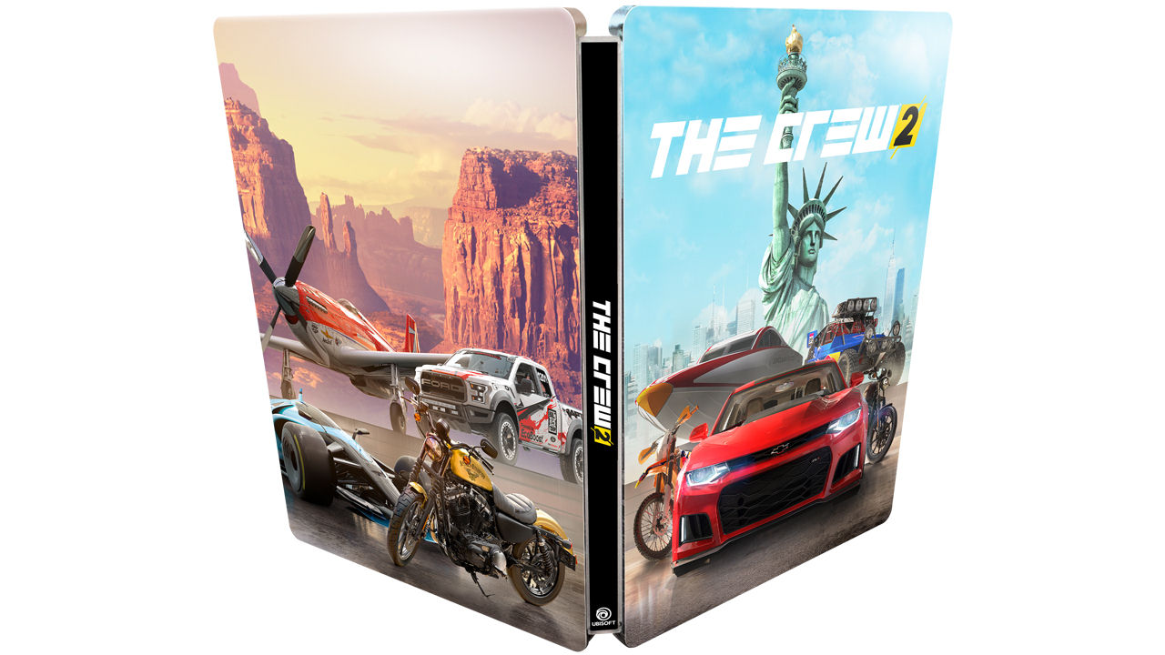 the crew 2 gold edition playstation 4 world of games. Black Bedroom Furniture Sets. Home Design Ideas