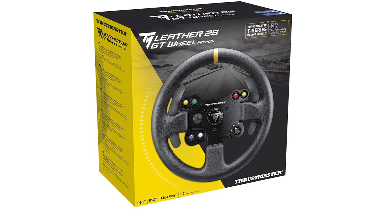 "Screenshot ""TM Leather 28 GT Wheel Add-On (Thrustmaster)"""