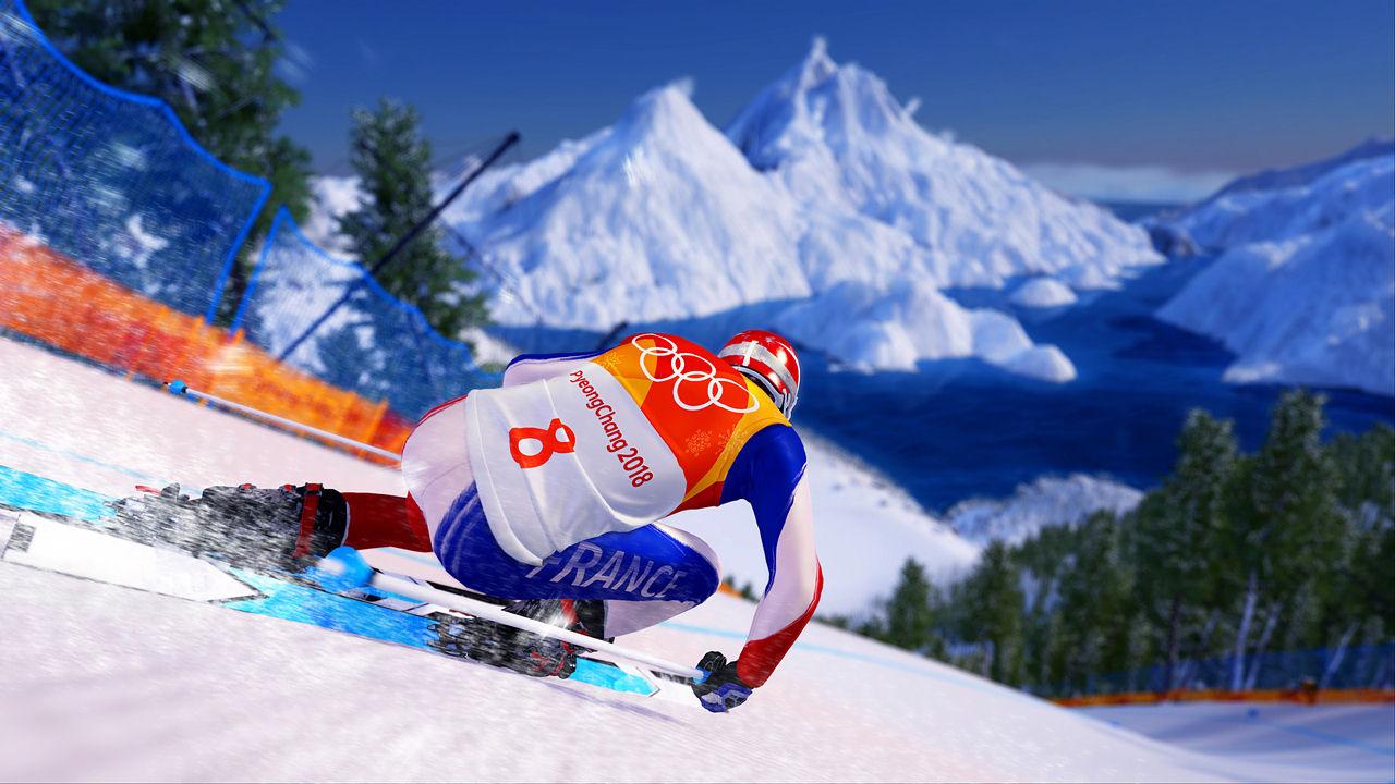Steep Road To The Olympics Playstation 4 Digital World Of Games Game Ps4  Reg 3 Screenshot