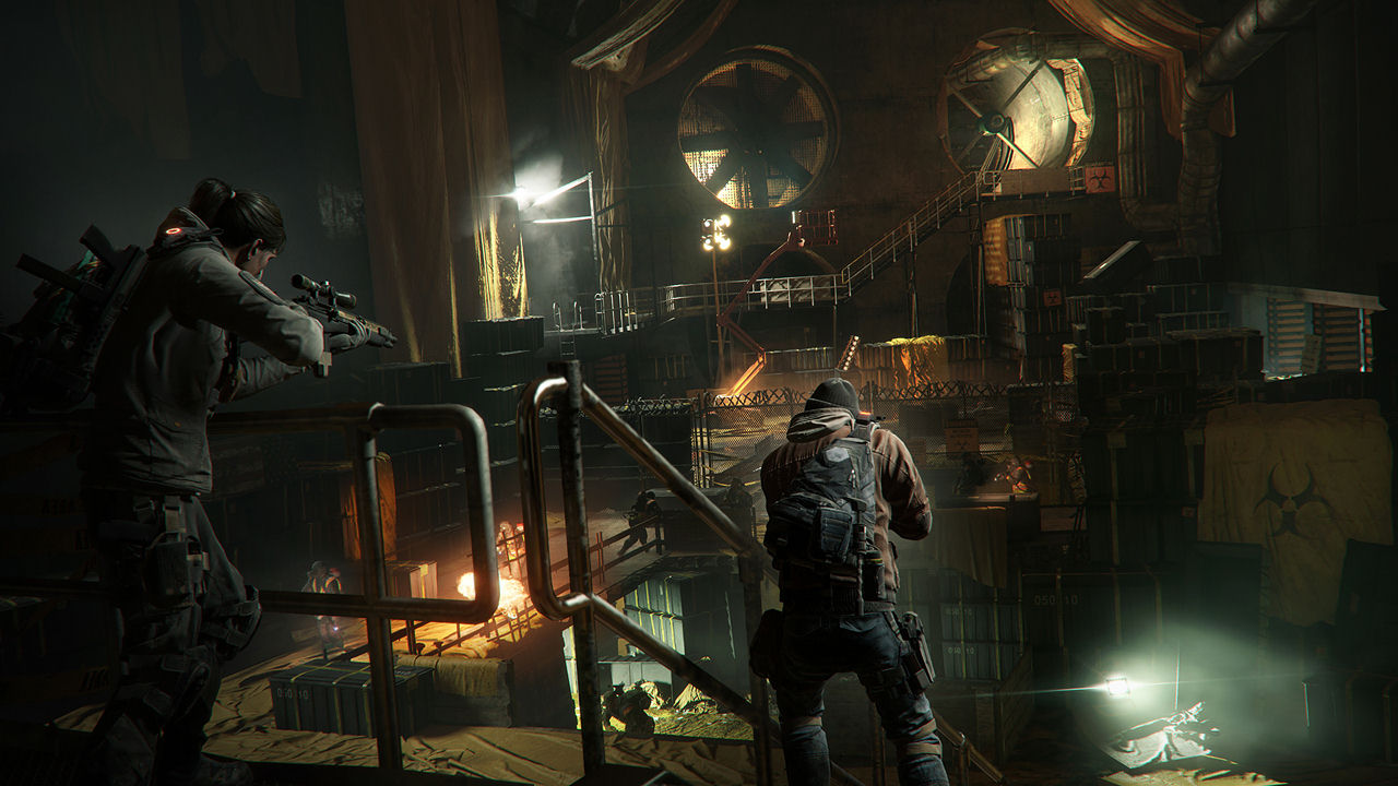 "Screenshot ""The Division: Untergrund"""