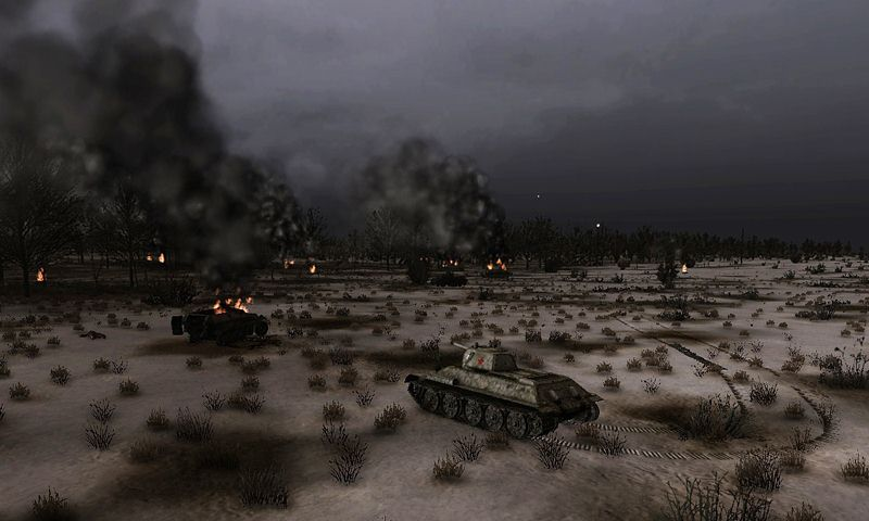 "Screenshot ""Achtung: Panzer! - Anthology"""