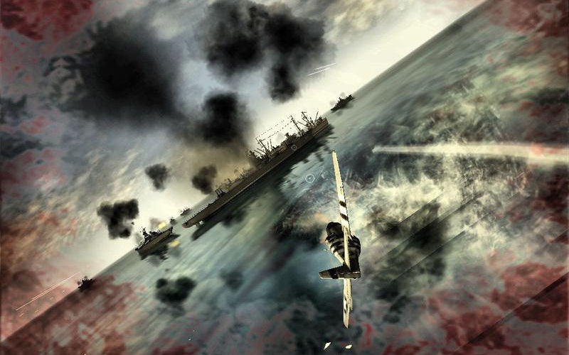 "Screenshot ""Air Aces Pacific"""