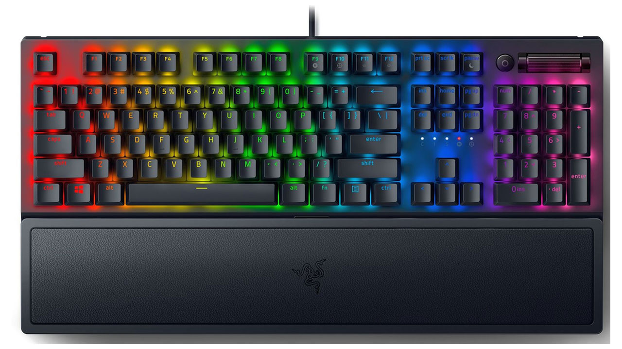 "Screenshot ""BlackWidow V3 Mechanical Gaming Keyboard -CH Layout- (Razer)"""