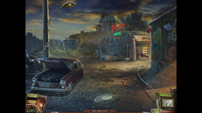"Screenshot ""Dark Alleys: Penumbra Motel"""