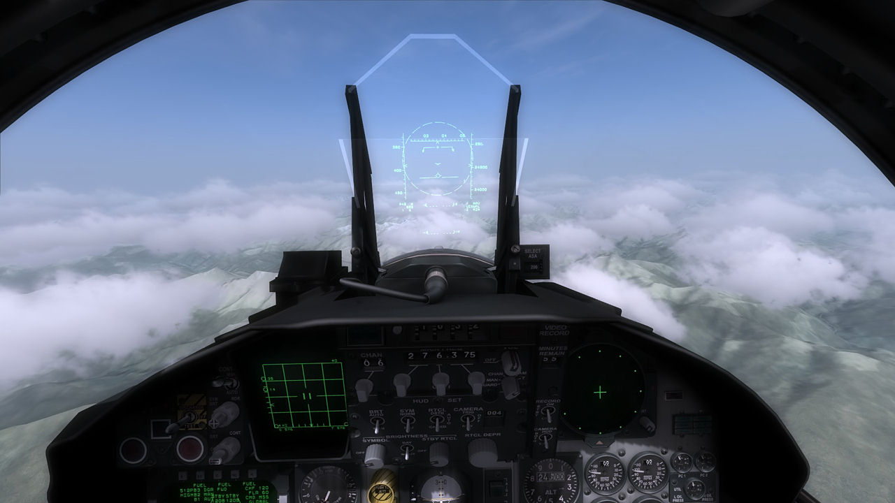 "Screenshot ""DCS: Flaming Cliffs 3"""