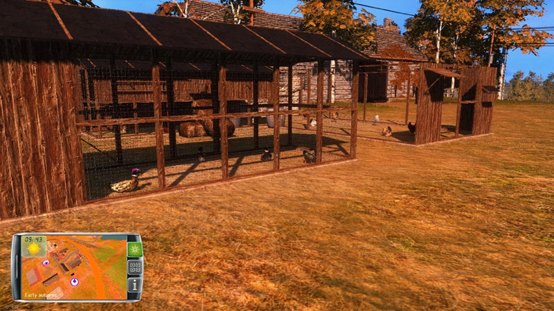 "Screenshot ""Der Landwirt 2014 Add-on: Amerika"""