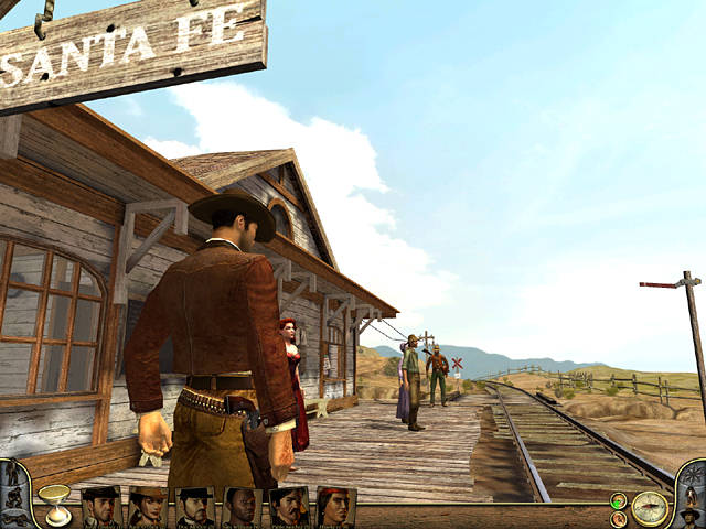 "Screenshot ""Desperados - Complete Collection"""