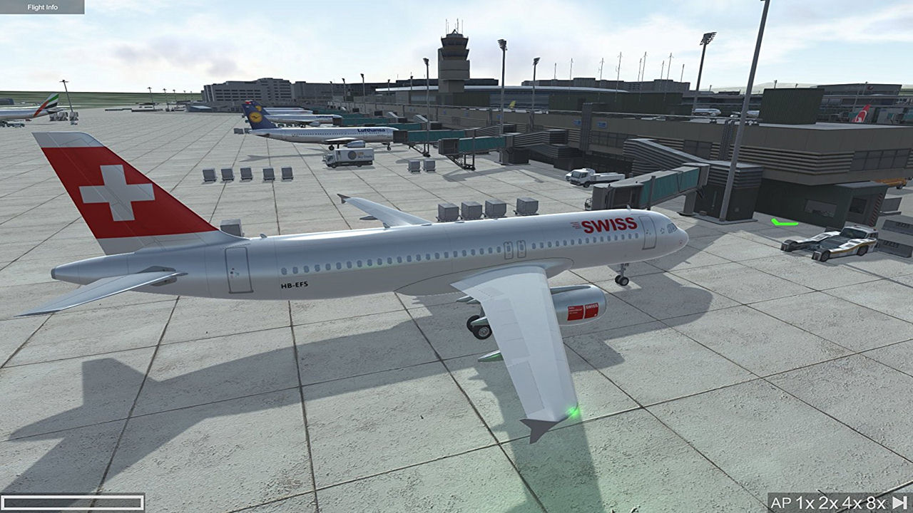 "Screenshot ""Euro Flug-Simulator"""