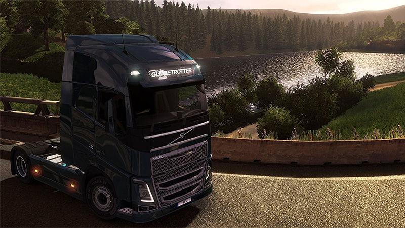 euro truck simulator 2 scandinavia pc games world of. Black Bedroom Furniture Sets. Home Design Ideas