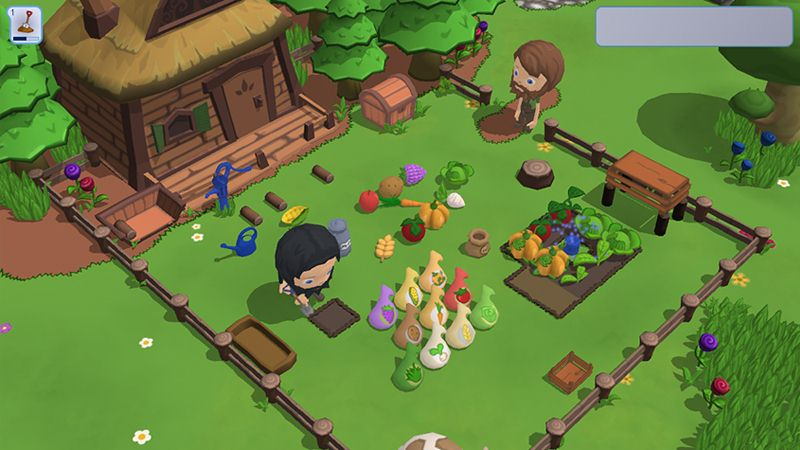 "Screenshot ""Farm for your Life"""