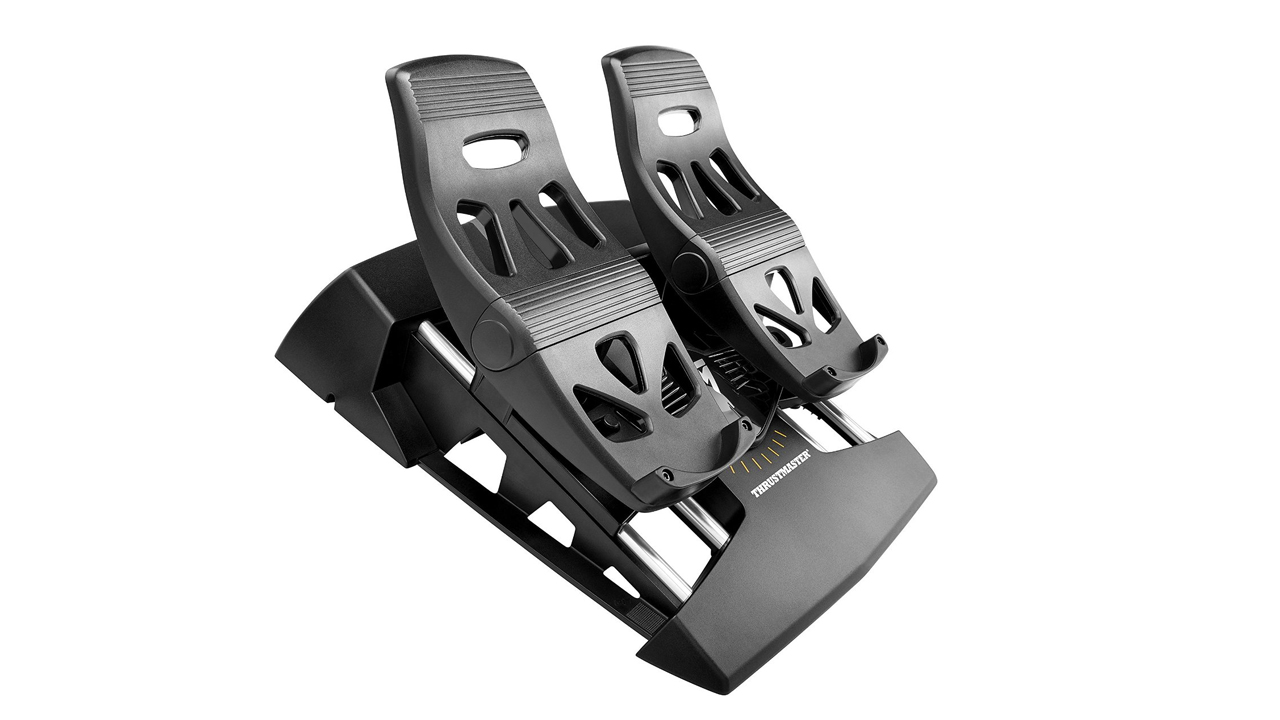 "Screenshot ""TFRP - T.Flight Rudder Pedals (Thrustmaster)"""