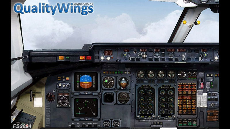 "Screenshot ""Flight Simulator X: The Ultimate 146 Collection"""
