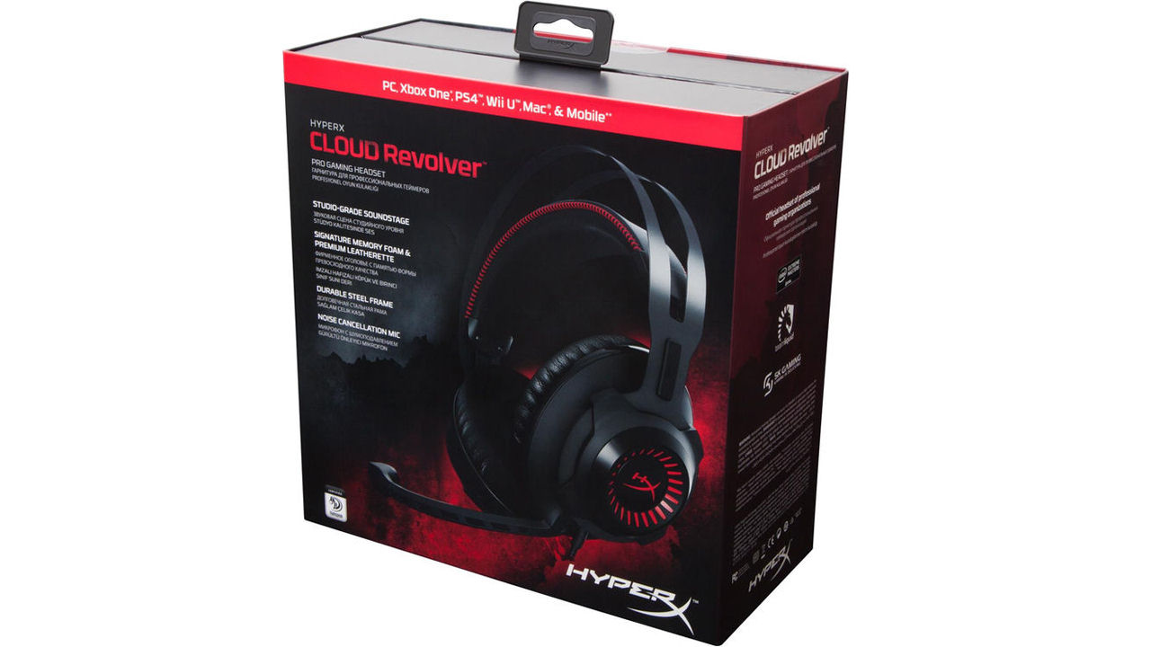 "Screenshot ""Headset HyperX CloudX Revolver (Kingston)"""