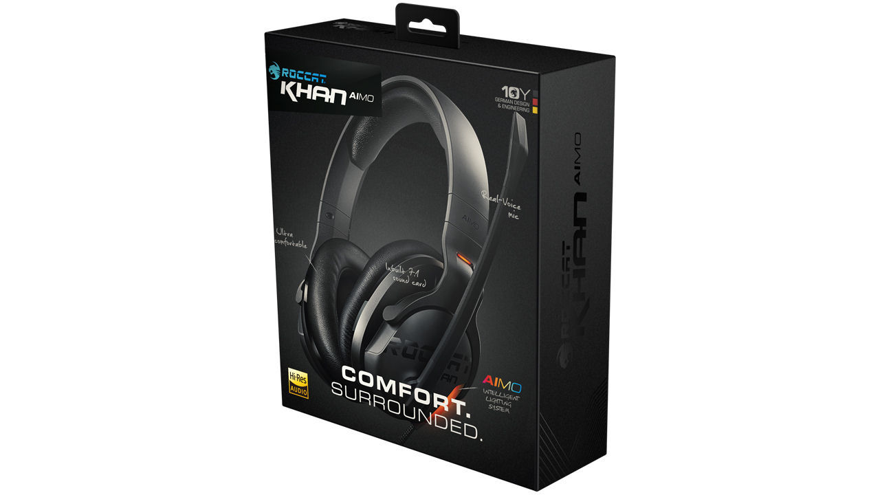"Screenshot ""Headset Khan AIMO -Black- (Roccat)"""