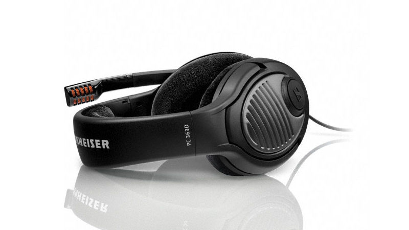 "Screenshot ""Headset PC 363D (Sennheiser)"""