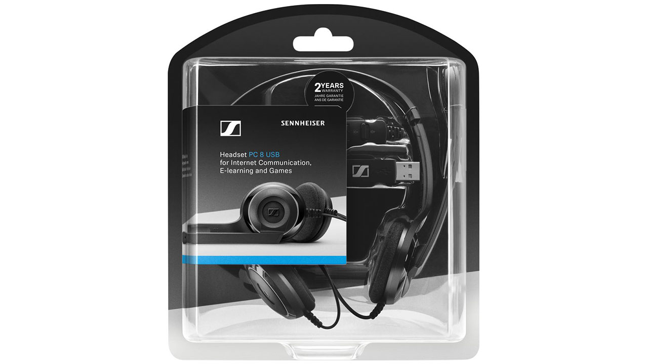 "Screenshot ""Headset PC 8 USB (Sennheiser)"""