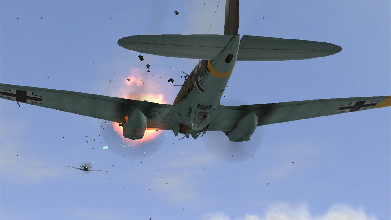 "Screenshot ""IL-2 Sturmovik - Ultimate Edition"""