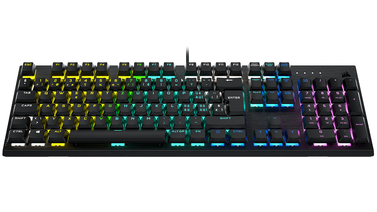 "Screenshot ""K60 RGB PRO Mechanical Gaming Keyboard -CH Layout- (Corsair)"""