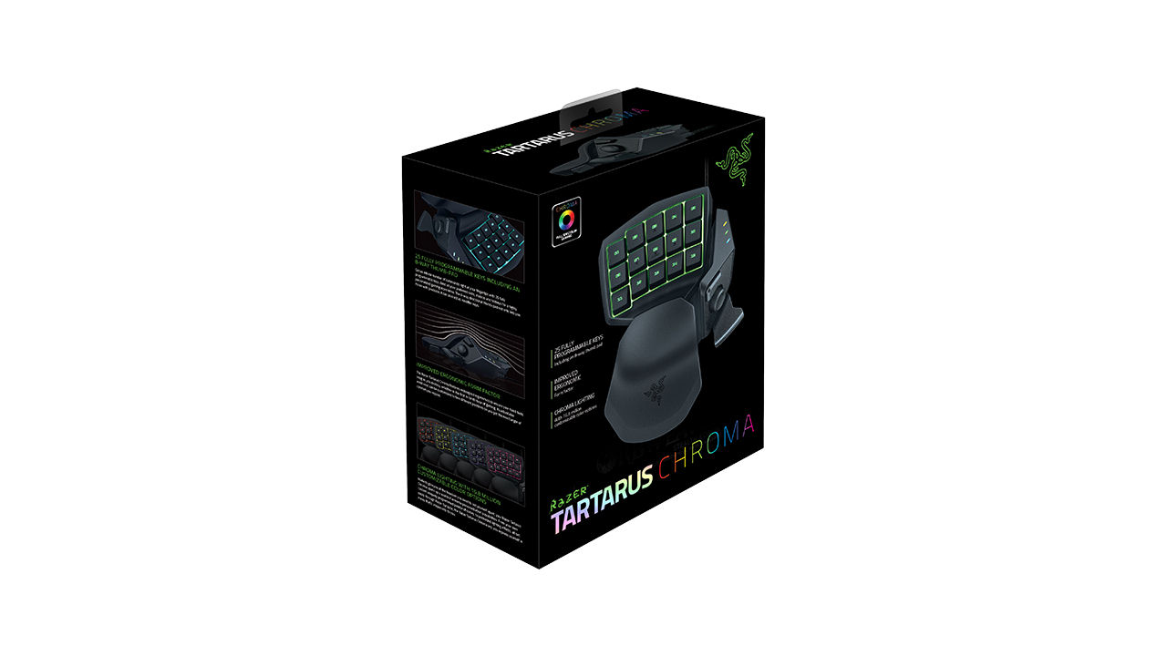 "Screenshot ""Gaming Keypad Tartarus Chroma (Razer)"""