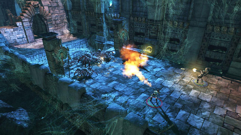 "Screenshot ""Lara Croft and the Guardian of Light"""