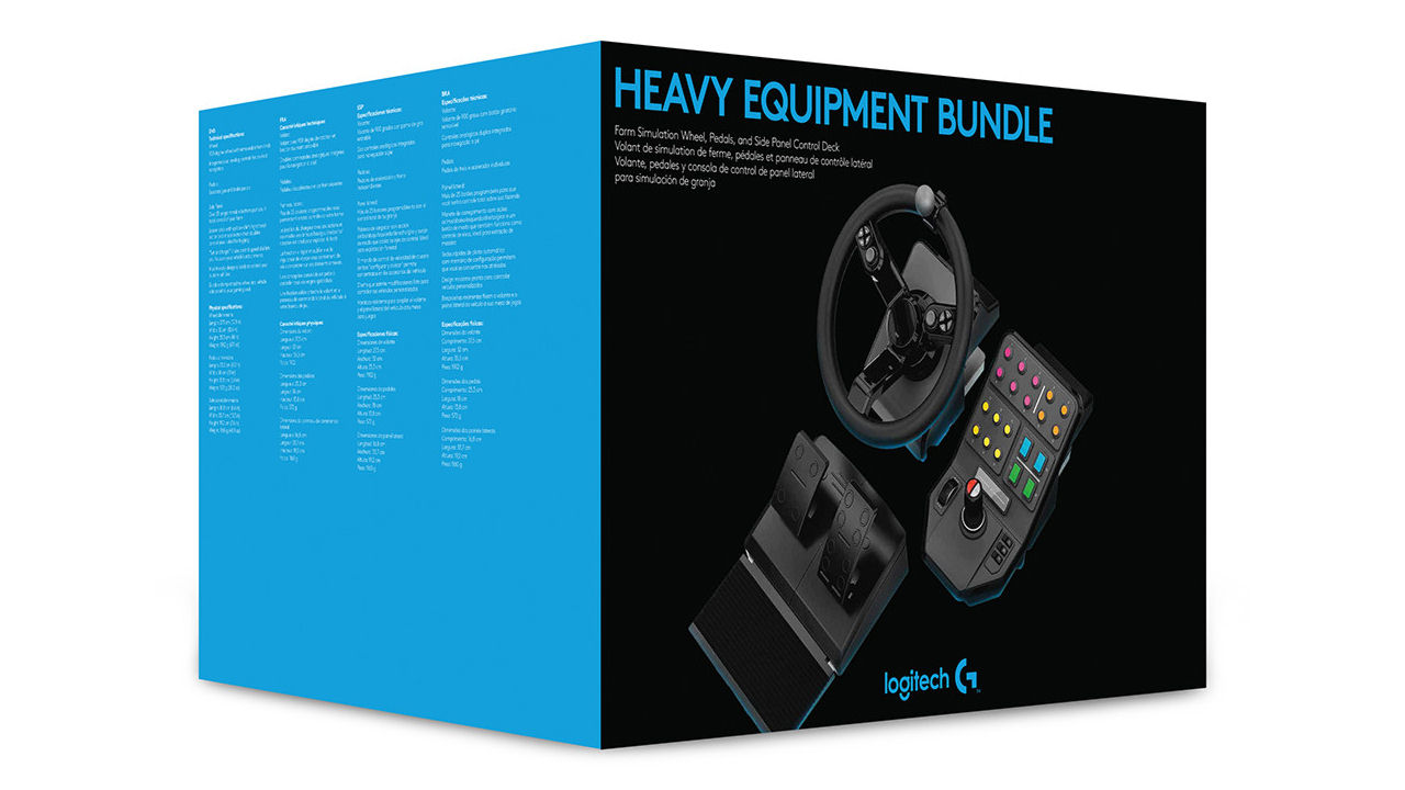 "Screenshot ""Heavy Equipment Wheel Bundle (Logitech)"""