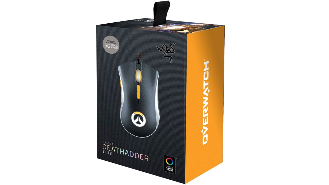 "Screenshot ""DeathAdder Elite Gaming Mouse -Overwatch Edition- (Razer)"""
