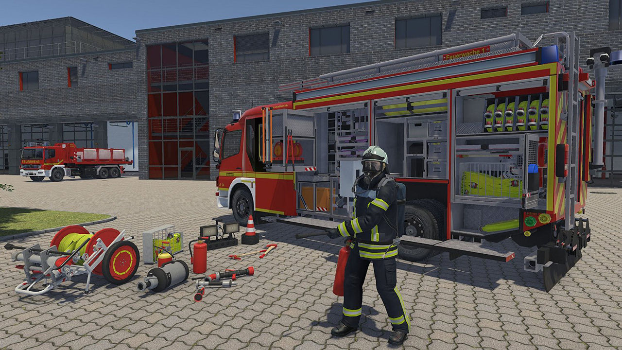 Notruf 112: Die Feuerwehr Simulation [PC Games] • World of ...