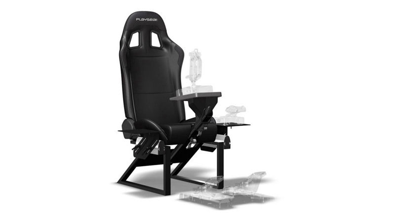 "Screenshot ""Flight Simulator Seat Air Force (Playseat)"""