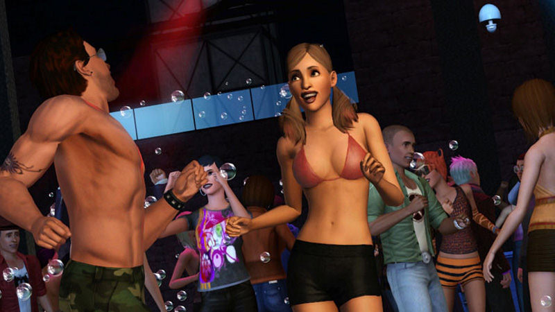 "Screenshot ""Die Sims 3 Add-on: Late Night"""