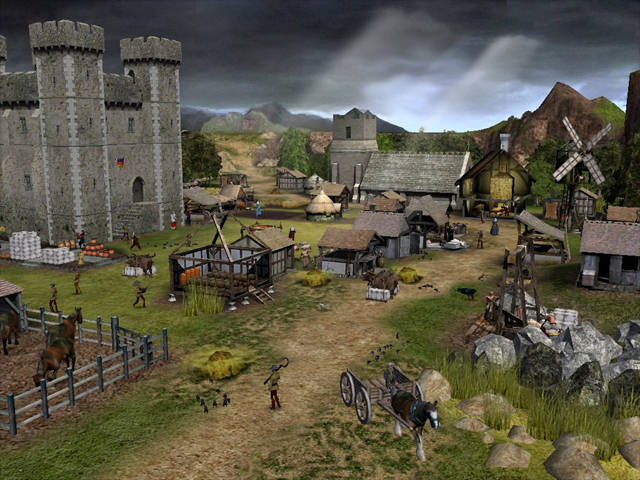 "Screenshot ""Stronghold Collection"""