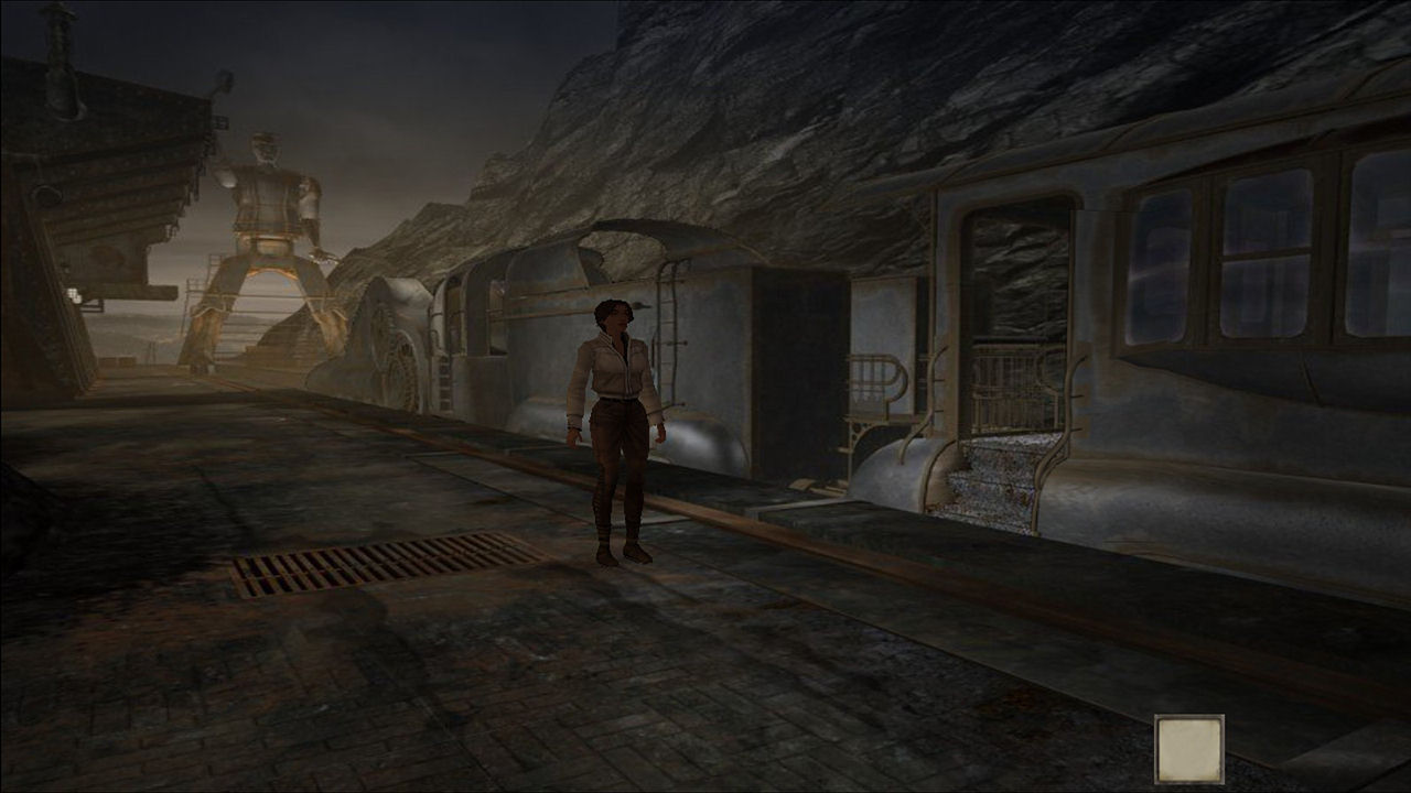 "Screenshot ""Syberia - Collection"""