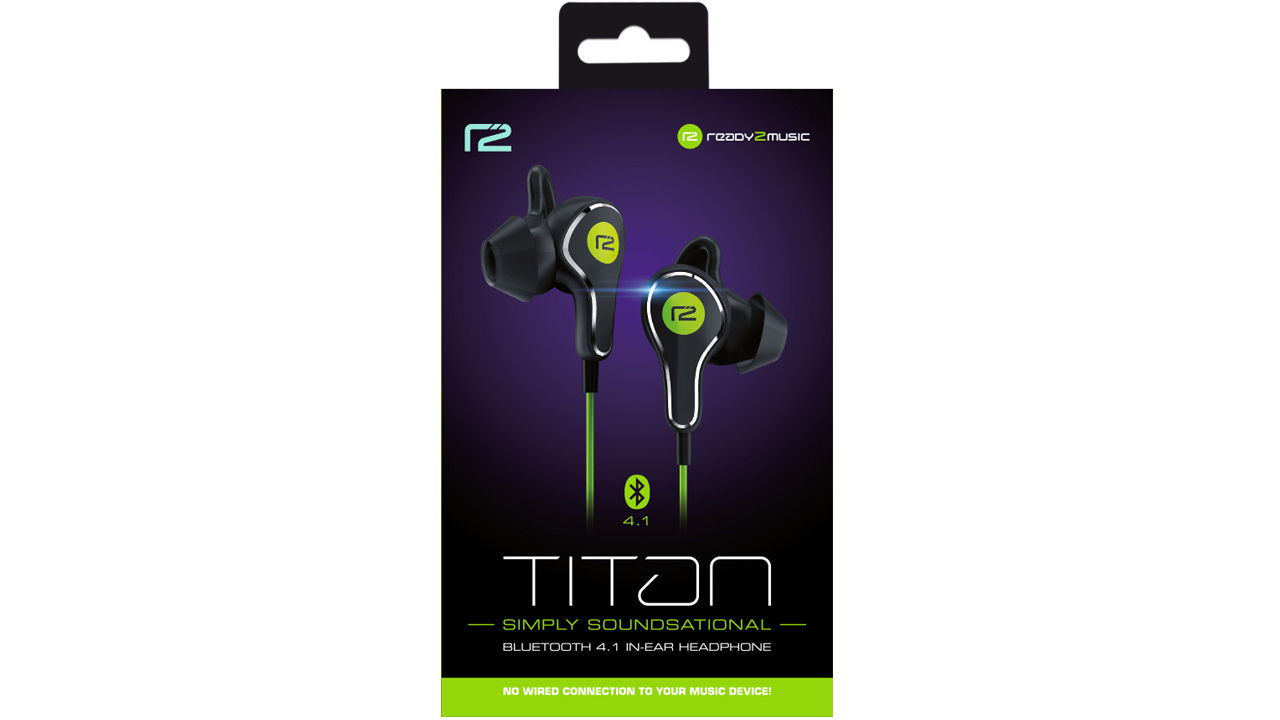 "Screenshot ""Titan In-Ear Headphones -Black/Green- (Ready2Music)"""