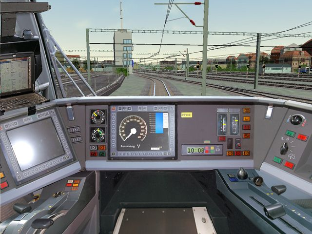 "Screenshot ""Microsoft Train Simulator Add-on: Gotthard Route 1"""