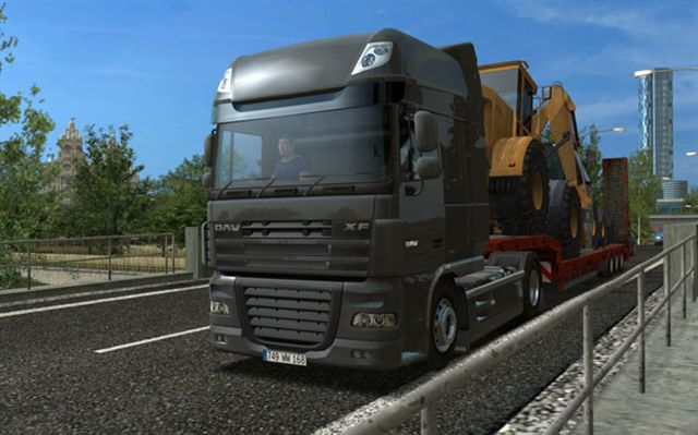 "Screenshot ""UK Truck Simulator"""
