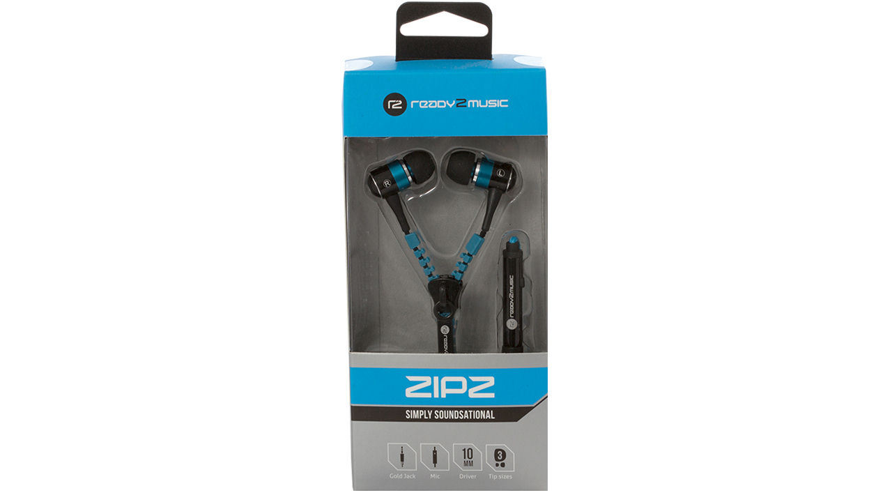 "Screenshot ""ZIPZ In-Ear Headphones -Blue- (Ready2Music)"""